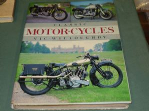 CLASSIC MOTORYCLES (Willoughby 1989) (ex lib)